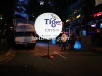 LIGHTED BALLOON STAND  6FT & 5 FT - RENTAL AND PURCHASE