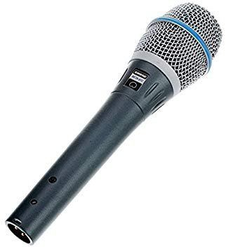 Shure BETA87C Cardioid Condenser, for Handheld Vocal Applications