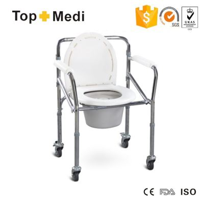 TCM696 Commode Chair