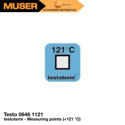 Testo 0646 1121 | testoterm - Measuring points ( 121 ��C)