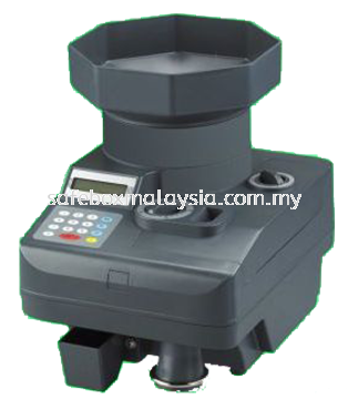 CS-2688 AUTOMATIC COIN COUNTER