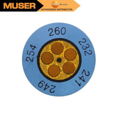 Testo 0646 0073 | testoterm - Mini indicators ( 88 to  110 ��C)