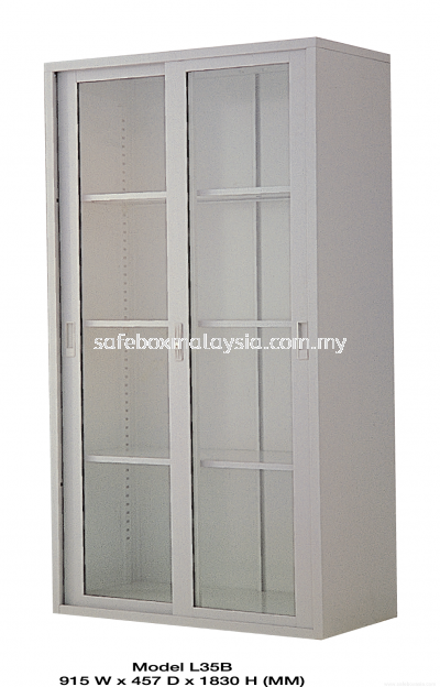 Full Height Cupboard Come With Glass Sliding Door