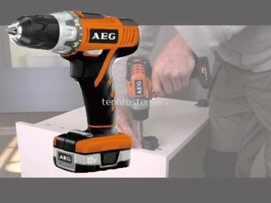 AEG MC-BS12CA 12V LI-ION DRILL
