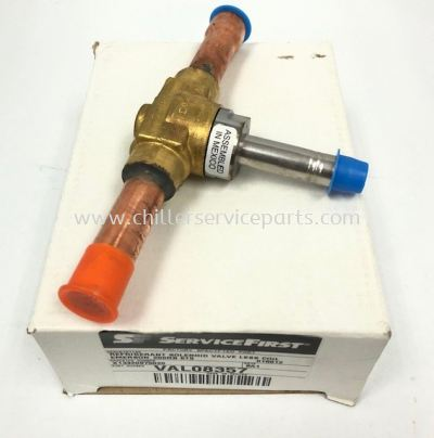 VAL08357 Solenoid Valve Less Coil