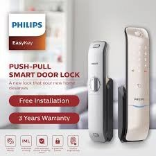 PHILIPS EASYKEY 6100 DIGITAL LOCK