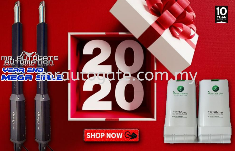 Mr.Autogate Year end mega sale