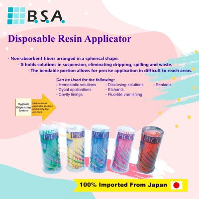Disposable Resin Applicator