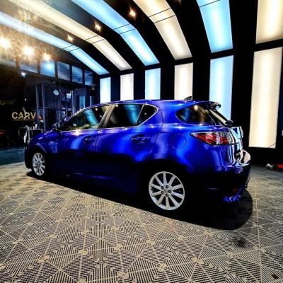 CARV1802 - Super Glossy Metallic Blueberry