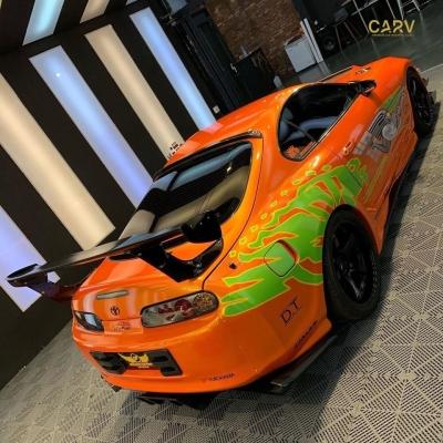 CARV1705 - Vagary Gold Orange