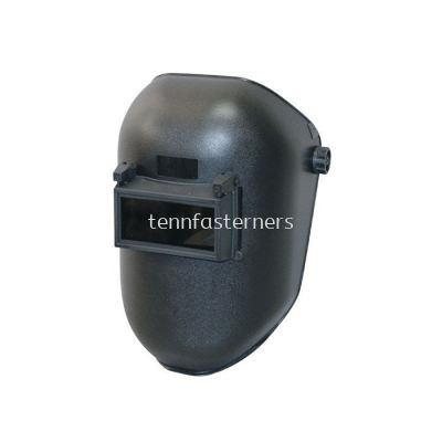 WELDING HEAD SHIELD HELMET (BLACK)