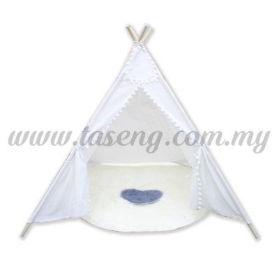 Tent Set-White-(Small) (TENT SET-S-WH)
