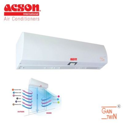 Acson 3�� x 8�� Air Curtain The Invisible Wall D Series