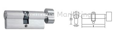 Privacy Profile Cylinder (BK) Cylinder ARCHITECTURAL HARDWARE