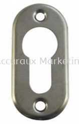 Oval Plate Escutcheon