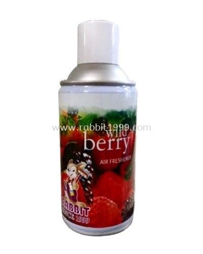 RABBIT AIR FRESHENER REFILL - wild berry