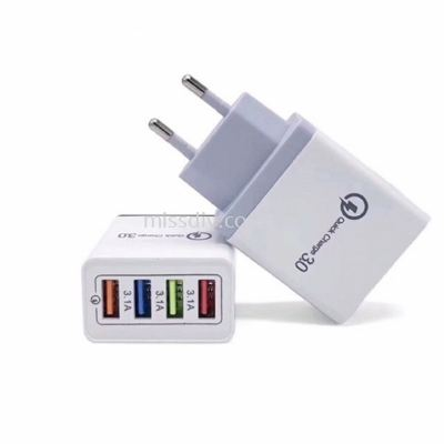 04110, travel adapter 3.0 quick charge