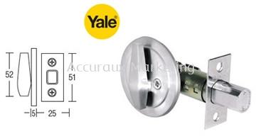 Yale 8101 Half Deadbolt