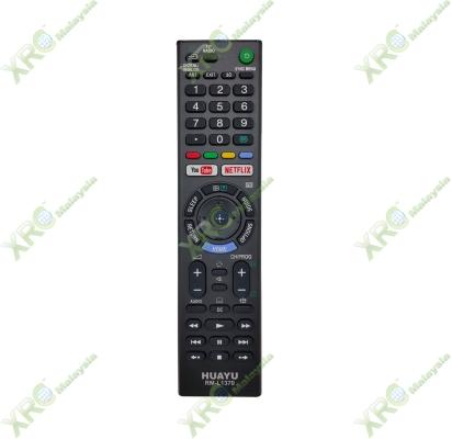 RM-L1370 ALAT KAWALAN JAUH TV LCD/LED SONY BERSAMA FUNGSI YOUTUBE DAN NETFLIX