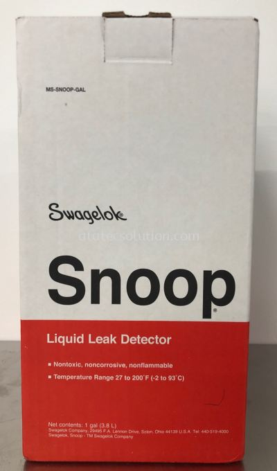 Snoop Liquid Leak Detector