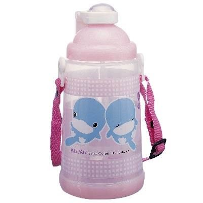 KUKU DUCKBILL One-Touch Open Canteen 650ML PINK (KU5319)