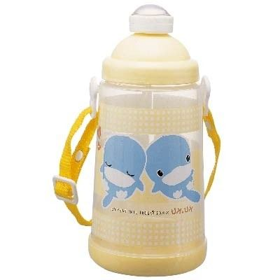 KUKU DUCKBILL One-Touch Open Canteen 650ML YELLOW (KU5319)