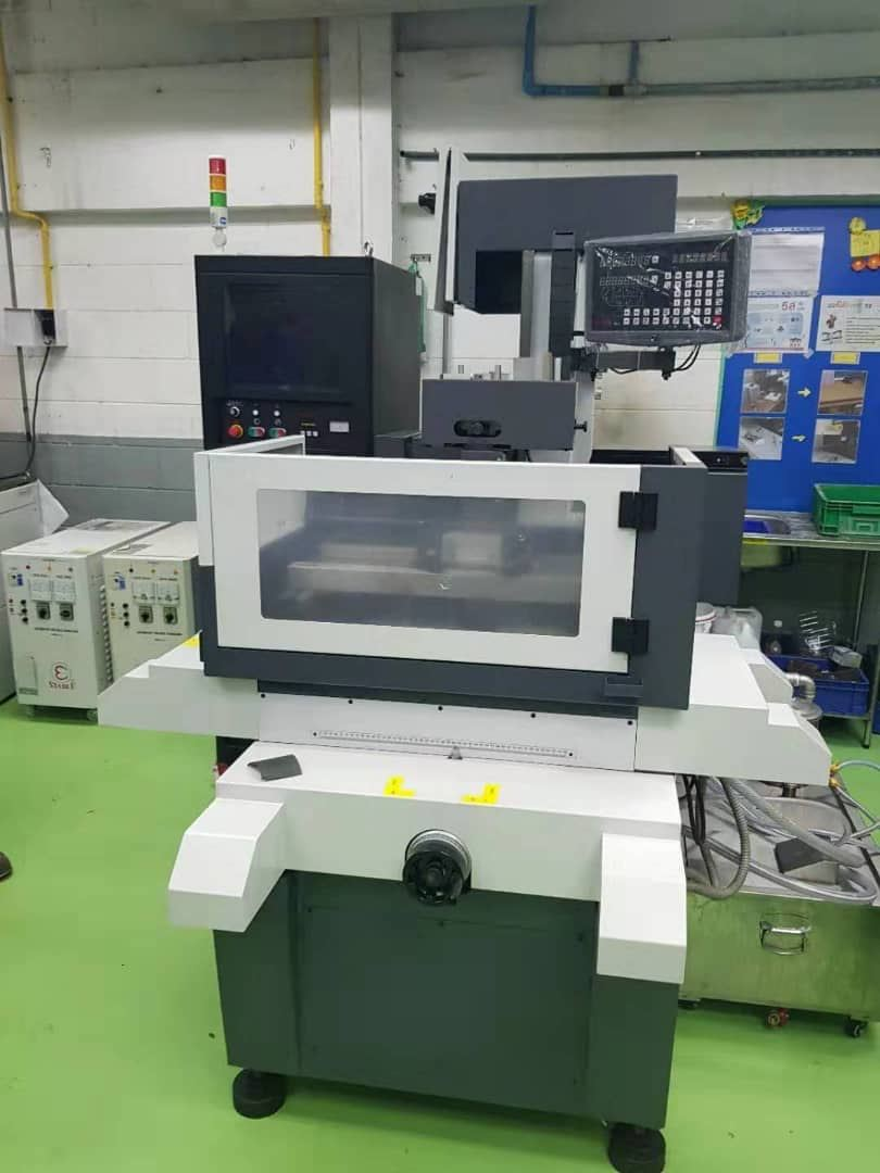 New HZHF HF320MZQ was delivered to precision part Fabrication House in Bangkok Thailand