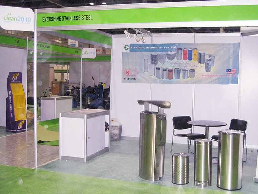 CLEAN 2010 Middle East Cleaning Exhibition