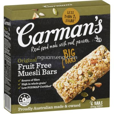 MUESLI OR BREAKFAST BARS