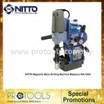 NITTO Magnetic Base Drilling Machine Malaysia WA-5000 - 6MONTH WARRANTY