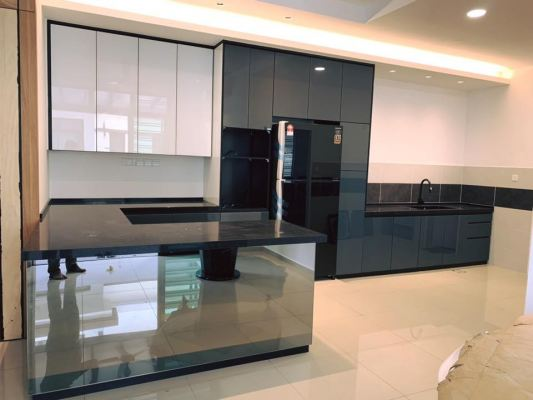 Kitchen cabinet Klang valley