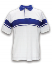 ATTOP COLLAR ADF1601 WHITE/ROYAL