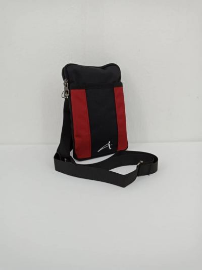 ATTOP PHONE BAG AB 140 BLACK/RED