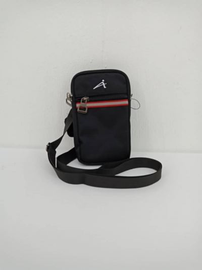 ATTOP PHONE BAG AB 400 BLACK/RED