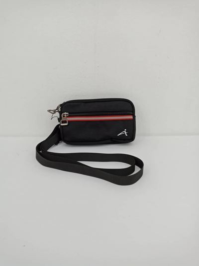 ATTOP PHONE BAG AB 401 BLACK/RED