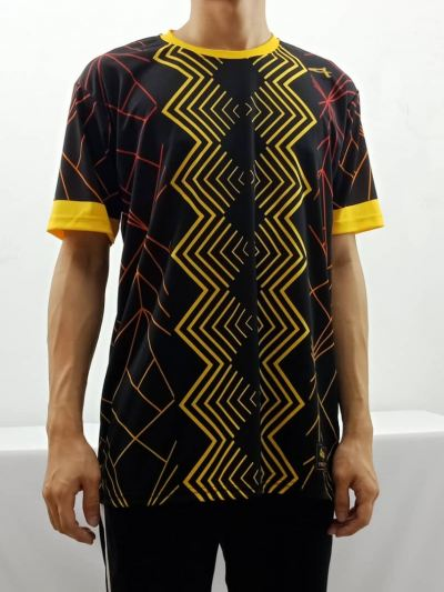 ATTOP JERSEY AJC1902 YELLOW