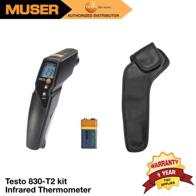 Testo 830-T2 kit - Infrared Thermometer