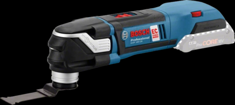 BOSCH Cordless Multi-Cutter GOP 18V-28 Professional