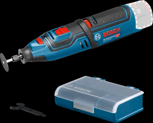 BOSCH Cordless Rotary Tool GRO 12V-35 Professional