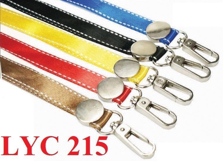 LYC 215 Nylon Lanyard 15mm