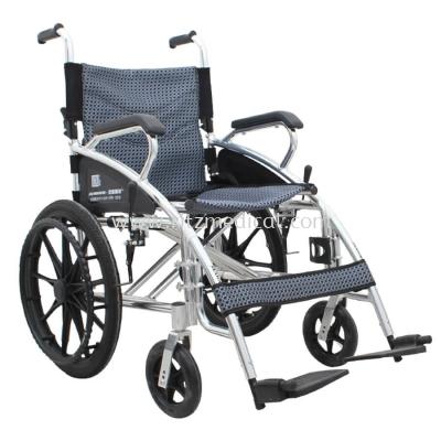 SLY-111-Aluminum alloy manual wheelchair