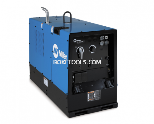 MILLER BIG BLUE 500X WELDING GENERATOR (/RENTAL)
