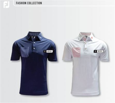 FJ SUPER STRETCH PIQUE WITH NEAT PRINT APPAREL
