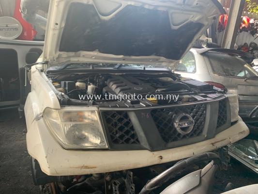 Nissan Navara YD25