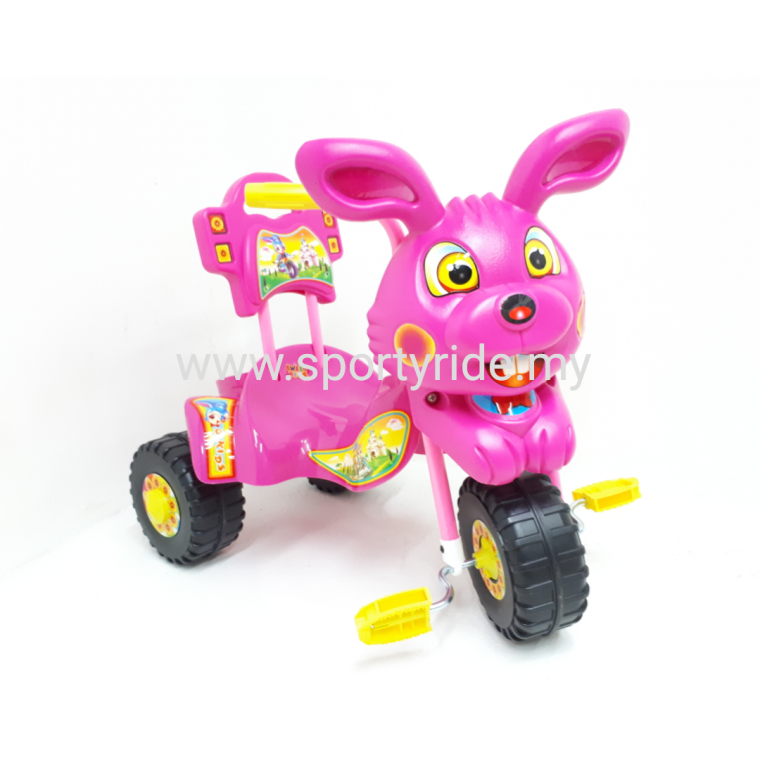 Tricycle Rabbit  Kid Tricycle