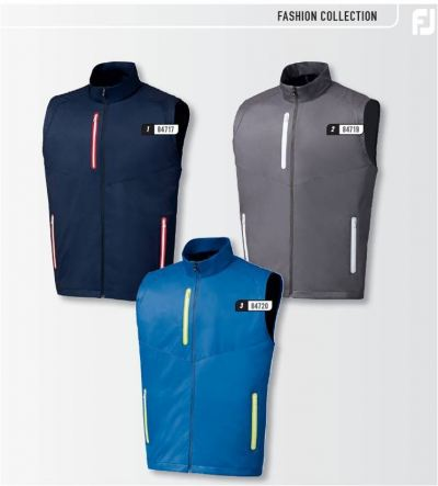 FJ FULL ZIP LIGHT WEIGHT VEST