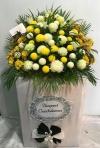 Funeral Arrangements (FA-253) Sympathy / Condolences Flower Arrangement Funeral Arrangement