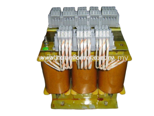 Three Phase Isolating Transformer