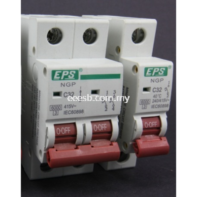 EPS 3P Isolator