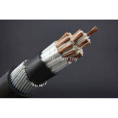 MULTI CORE ARMOURED CABLE